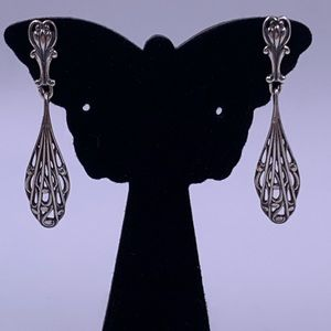 Carolyn Pollack Sterling Silver Earrings